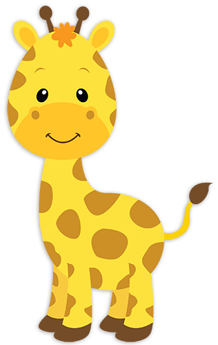 Kinderzimmer wandgestaltung giraffe  Wandtattoo Giraffe Kinderzimmer - Wohndesign Ideen