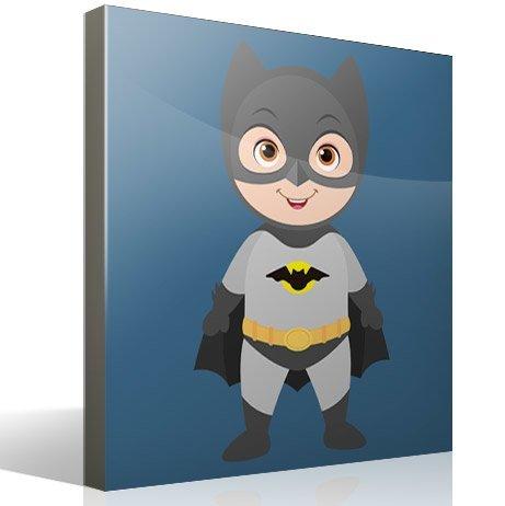 Wandtattoo kinder batman for Batman wandtattoo
