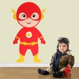 Kinderzimmer Wandtattoo: Flash Gordon 3
