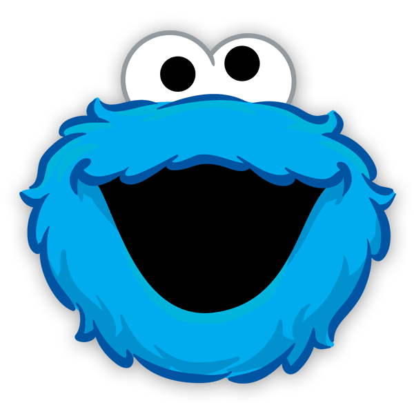 Kinderzimmer Wandtattoo: Gesicht Lulatsch