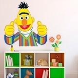 Kinderzimmer Wandtattoo: Glücklich Bert 3