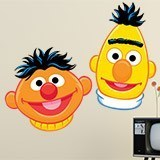 Kinderzimmer Wandtattoo: Ernie and Bert 3