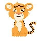 Kinderzimmer Wandtattoo: Tiger Aladdin 6