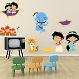 Kinderzimmer Wandtattoo: Kit Aladdín 3