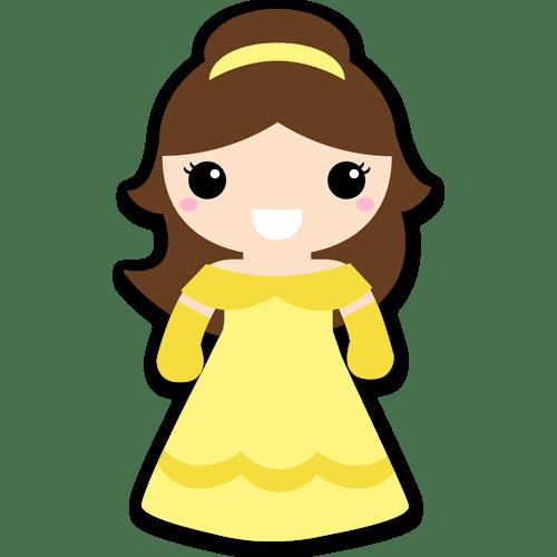 Kinderzimmer Wandtattoo: Die Schöne