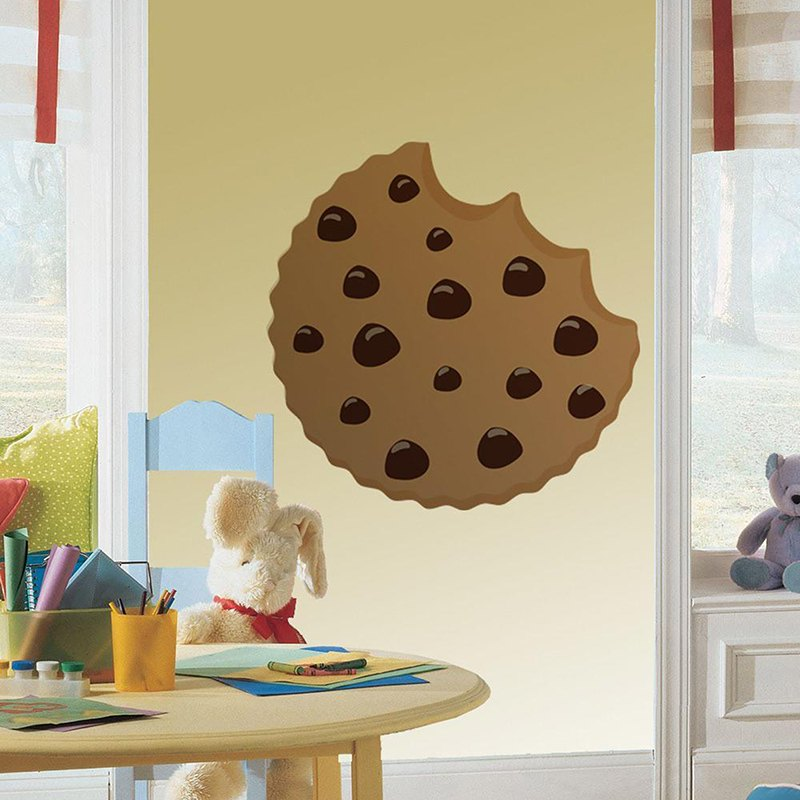 Kinderzimmer Wandtattoo: Cookie