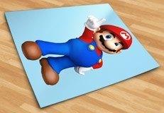 Kinderzimmer Wandtattoo: Mario Bros 3 5