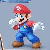 Kinderzimmer Wandtattoo: Super Mario Faust 3