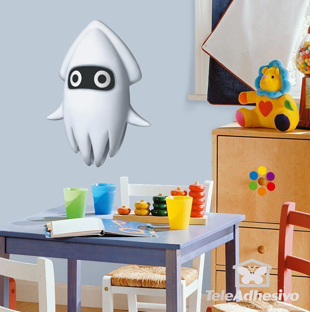 Kinderzimmer Wandtattoo: Blooper