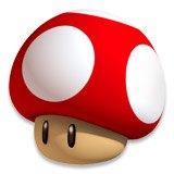 Kinderzimmer Wandtattoo: Mario mushroom 6