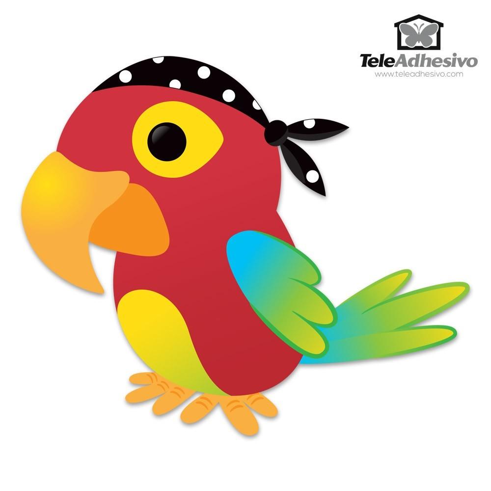 Papagei pirat for Traktor lampe kinderzimmer