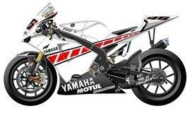 Aufkleber: Kit Yamaha 50th Anniversary Valencia 2005  5