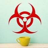 Wandtattoos: Biohazard 0