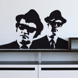 Wandtattoos: The Blues Brothers 2
