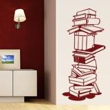 Wandtattoos: Bücher 1