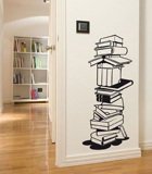 Wandtattoos: Bücher 2