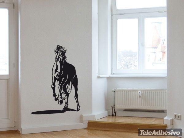 Wandtattoos: Pferd
