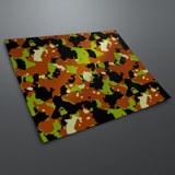 Aufkleber: Camouflage vinyl 3