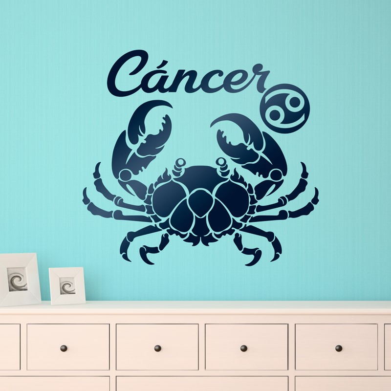 Wandtattoos: zodiaco 26 (Cancer)