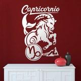 Wandtattoos: zodiaco 32 (Capricornio) 1