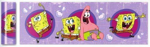 Kinderzimmer Wandtattoo: SpongeBob Valance