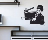 Wandtattoos: Chaplin 3