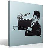 Wandtattoos: Chaplin 4