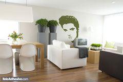 Wandtattoos: Elvis Presley 3 2