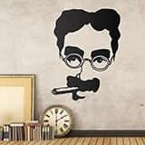 Wandtattoos: Groucho 0