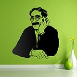 Wandtattoos: Groucho 2 0