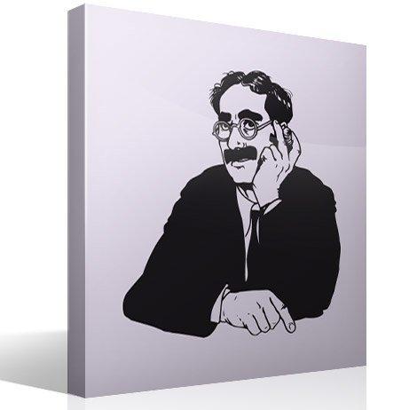 Wandtattoos: Groucho 2