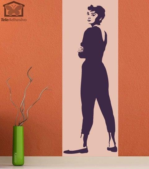 Wandtattoos: Audrey