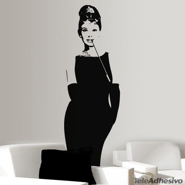 Wandtattoos: Audrey 2