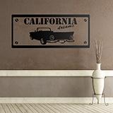 Wandtattoos: California Dreams 0