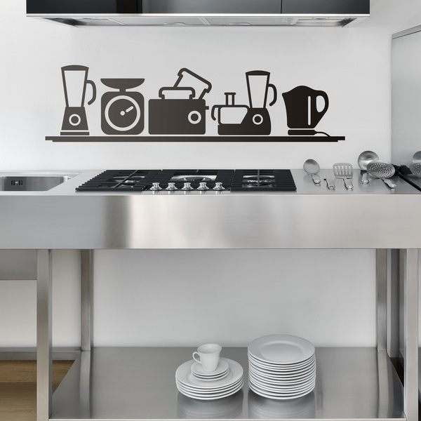 Wandtattoos: Appliances