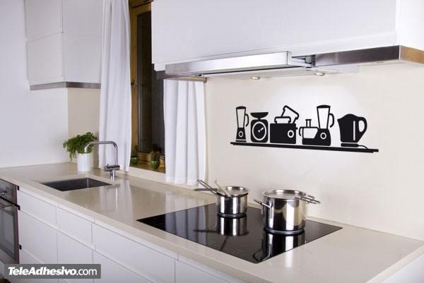 Wandtattoos: Appliances