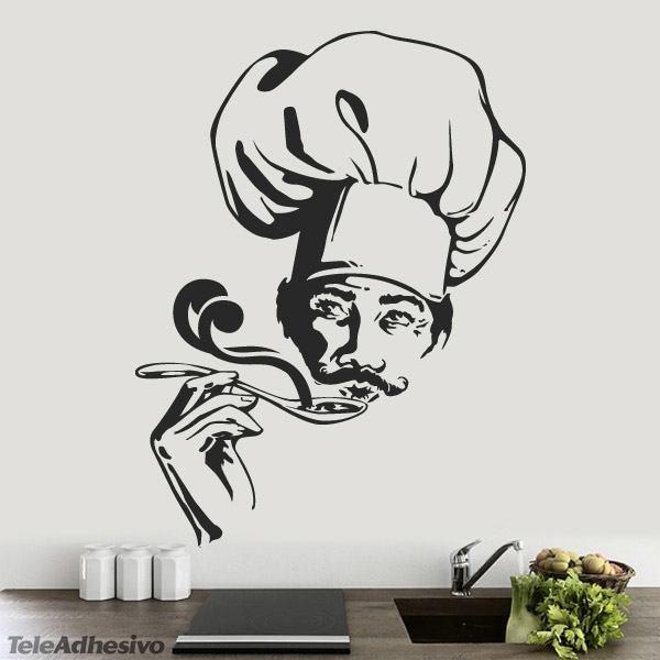 Wandtattoos: Cook