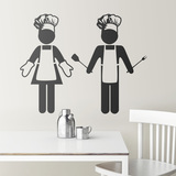 Wandtattoos: kitchen 0