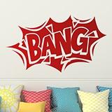 Kinderzimmer Wandtattoo: Comic Bang 02 3