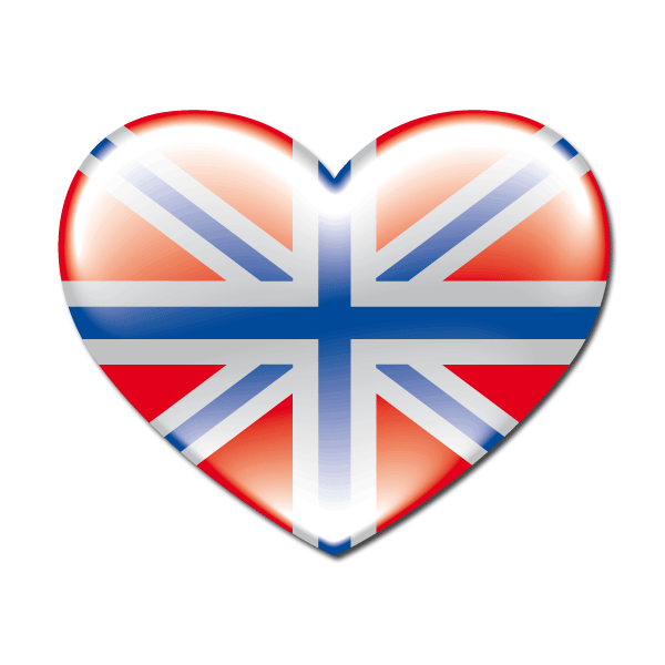 Aufkleber: Great Britain