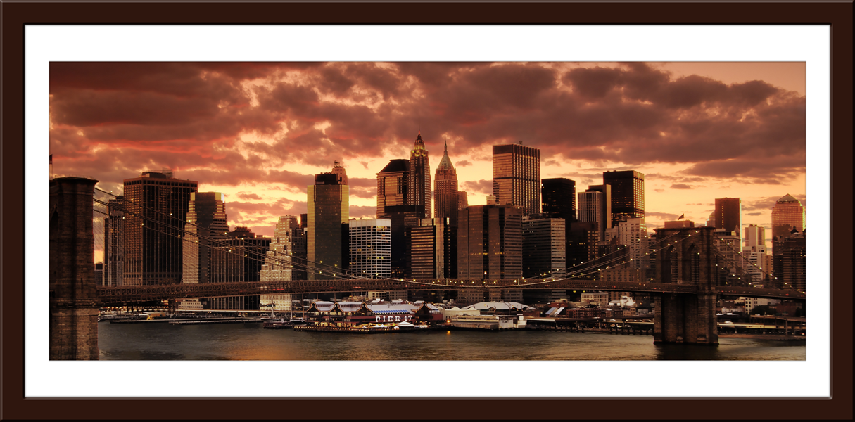 Wandtattoos: Manhattan 1