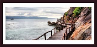Wandtattoos: Ocean Gateway 3