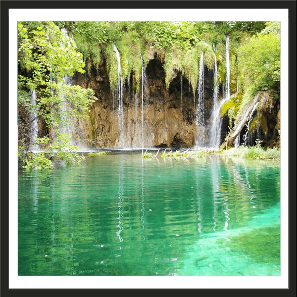 Wandtattoos: Natürliche See