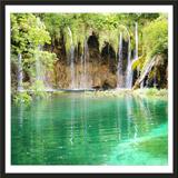 Wandtattoos: Natürliche See 3