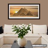 Wandtattoos: Pyramiden von Gizeh 2