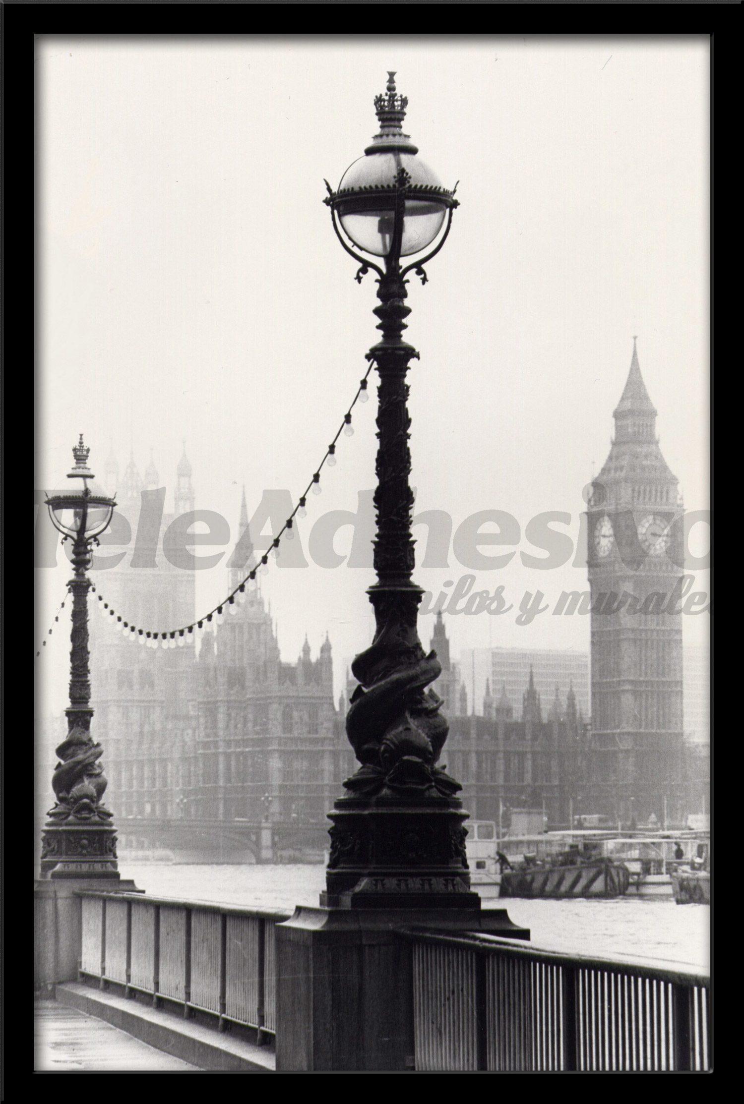 Wandtattoos: Die London Fog