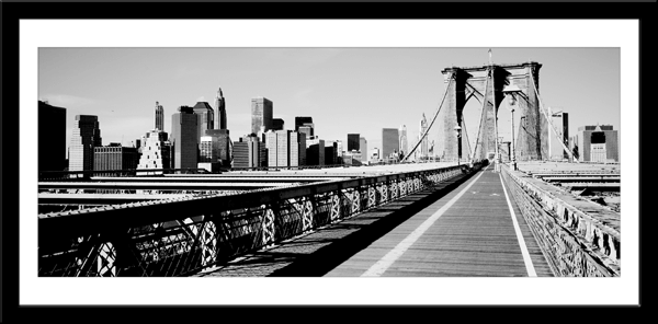 Wandtattoos: Brooklyn Bridge 0