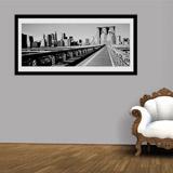 Wandtattoos: Brooklyn Bridge 4