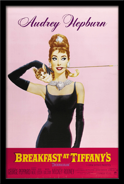 Wandtattoos: Breakfast at Tiffany´s
