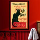 Wandtattoos: Chat Noir 4